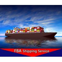 Buy cheap DDU Sea Freight Door To Door Courier Service From China To Europe Hamburg from wholesalers