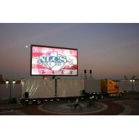 Buy cheap Flexible 75Hz Outdoor Advertising LED Full color Display P10 DC 5V 16*16 pixels from wholesalers