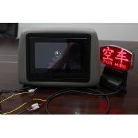 7 Inch seat Headrest Monitor For Bus VOD System