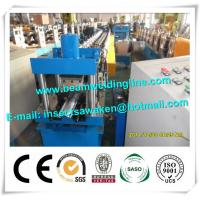 Buy cheap Roller Shutter Steel Silo Forming Machine for Roof and Wall Sheet from wholesalers