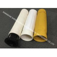 Buy cheap Industrial Dust Filtration Dust Collector Filter Bags With High Temperature Resistance from wholesalers