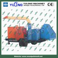 Buy cheap PTO wood chipper Mobile wood chipper Diesel engine wood chipper from wholesalers