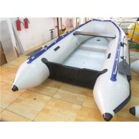 Buy cheap Pvc Tarpaulin 12 Foot Inflatable Boat , Rigid Inflatable Dinghy For Adult from wholesalers