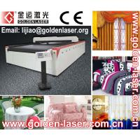 Buy cheap 2.5m width Textile Roll Laser Cutting Machine from wholesalers