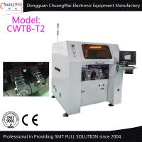 0.05mm Automatic Vision PCB Labeling Machine With Intelligent / Handy Functions Manufactures