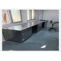 Buy cheap Customize  Size & Clolor Stainless Steel  Lab Furniture  / Metal Lab Table from wholesalers