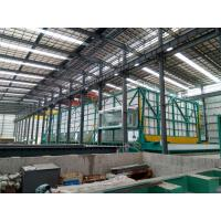 Buy cheap Low Noise 5mm - 8mm Hot Dip Galvanizing Plant Large Reduce Zinc Consumption from wholesalers