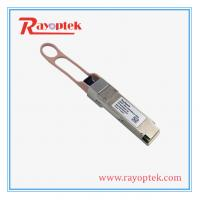 Buy cheap Network 100m 40G SR4 QSFP 850nm Optic Module from wholesalers