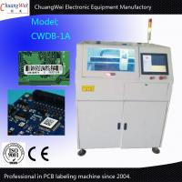 Buy cheap Programming PCB Circut Board Label Maker Machine 0.01mm Control Motor Repeat Accuracy from wholesalers