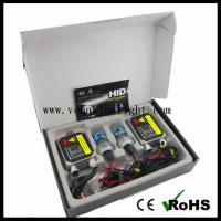 Buy cheap Xenon HID kit H1 H3 H7 H8 H9 H10 H11 single beam HID KIT 12v 35/55w colors 3000k,4300k.. from wholesalers