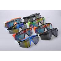 Buy cheap 2016 fashion 100% PC frame sports sunglasses cycling eyewear with interchangeable lenses from wholesalers