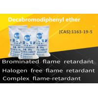 Buy cheap TCPP C12Br10O Brominated Flame Retardants Decabromodiphenyl Ether Non Toxic from wholesalers