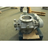 Buy cheap Food Industry Self Cleaning DN50 Rotary Valve With Motor Reducer from wholesalers