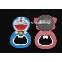Wholesale Doraemon Hello Kitty cartoon figure shape bottle opener custom for animation company promotional gifts from china suppliers