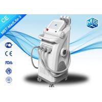 Buy cheap IPL RF Laser 3 In 1 E Light Hair Removal Device , Pigment Removal Ipl Laser Machine from wholesalers