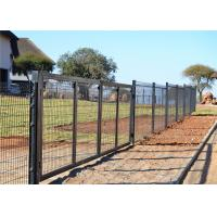 Buy cheap 358 WELDED MESH HIGH-SECURITY FENCE from wholesalers