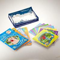 Buy cheap booklets, kids book,first words book,Brochure Paper Bookle from wholesalers