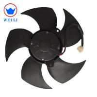 Buy cheap DC Electric Hvac Blower Motor For Truck , Bus Condensing Unit Fan Motor  from wholesalers