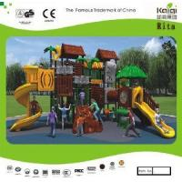 Buy cheap Outdoor Playground of Tree Room, Tree House (KQ10053A) product