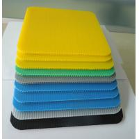 Buy cheap Construction Packing Corrugated Plastic Sheets Waterproof from wholesalers