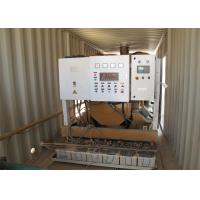 Big power container Natural Gas Powered Generator with Woodward Gov controller