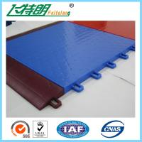 Portable Interlocking Rubber Floor Tiles For Athletic Sports Field 10 Years Using Life Manufactures