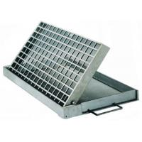 Buy cheap Gully Kerb Channel Sump Grate Cover Mild Durable Carbon Steel Q235 Material from wholesalers