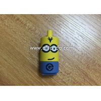 Buy cheap Cartoon figure Minions USB flash drive custom famous movie film anime figure shape USB flash disk driver custom from wholesalers