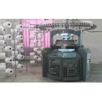 Automatic Coral Fleece Circular Knitting Machine With Yarn Feeding System