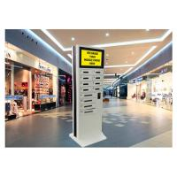 Buy cheap Network Advertising Cell Phone Charging Station With 12 Fast Charge Lockers from wholesalers