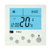 Buy cheap Competitive Electric FCU Thermostat from wholesalers