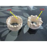 Buy cheap Export UF16, UF19, UF22 Cordierite Ceramic Ferrules with CE for stud welding from wholesalers