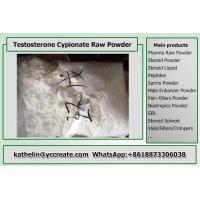 Buy cheap Muscle Building Testosterone Anabolic Steroid Testosterone Cypionate / Test Cyp CAS 58-20-8 from wholesalers