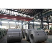 China 2b Ba Cold Rolled Stainless Steel Coil 300 Series Surface Silver Color 201 HV210 on sale
