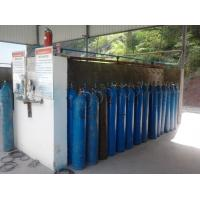 Buy cheap Medical Cryogenic Separation Oxygen Nitrogen Plant Filling Cylinder Device 600 M3/H product