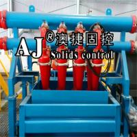 Buy cheap Supply good price China Solids Control Drilling Hydrocyclone Desilter and Mud Recycling Desilter and Cyclone Desander from wholesalers