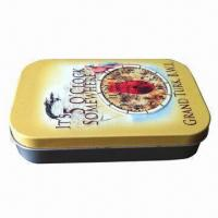 Wholesale Mint Tin, Customized Prints and Logos are Accepted from china suppliers
