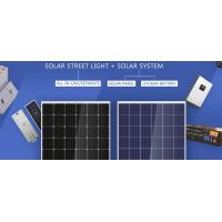 Buy cheap High Efficiency Off Grid Solar System 5000w  Anti Soiling Surface Power from wholesalers