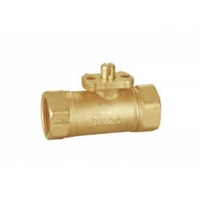 Buy cheap 1.6 Mpa Boiler Zone Control Valve , DN50 3 Way Electric Ball Valve 2 Points from wholesalers