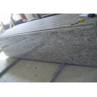 Buy cheap Brazil Nature Giallo Cecilia Granite Slab Countertops Bullnose With Laminated Edge from wholesalers