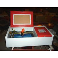 Buy cheap Desktop Laser Engraver Co2 Laser Engraving And Cutting Machine For Carving Chapter And Artistic Works from wholesalers