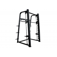 Buy cheap New Design Commercial Grade Gym Equipment , Squat Power Rack Fitness Smith Machine from wholesalers