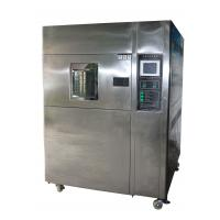 Buy cheap Energy Saving Double Duty Fast Temperature Change Environmental Thermal Shock Test Chamber for Military Industry product