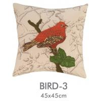 Buy cheap Poly Linen Couch Embroidered Decorative Pillows Cushions Replacement from wholesalers