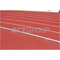 Buy cheap Light Weight Running Track Kerbing , Aluminum Kerbing For 400 Meters Running from wholesalers