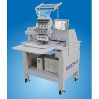 High Speed Tubular Embroidery Machine With 10'' Touch Panel Manufactures