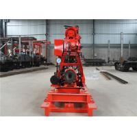 Buy cheap Electric Type Water Well Drilling Rig 600 M Depth Lightweight / Easy Relocation from wholesalers