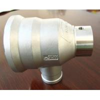 China Custom Made Lost Wax Investment Steel Casting Fluid Valve with Annealing Heat Treatment on sale