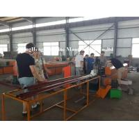 Buy cheap Garage Roller Shutter Door Roll Forming Machine 5.5kw Cold Form Fireproofing from wholesalers