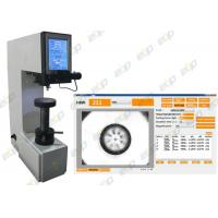 Buy cheap Touch Screen BHN Hardness Tester , Brinell Metal Hardness Testing Machine from wholesalers